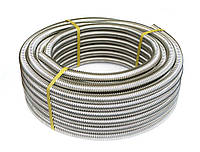 Металорукав гофрированный из нержавеющей стали DISPIPE 20GF-C, для кабельканала