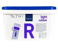 Шпатлевка KIILTO R 10л(13кг) - Шпаклевка для нанесения валиком