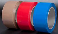 Защитная лента для всех видов картона и бумаги красная SK-76