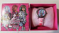Часы наручные детские 5050 только Monster High!!!