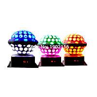 Профессиональный большой диско шар dmx RGB(W)
