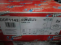 Диск тормозной ваз 2110 FERODO