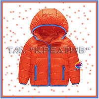 Куртки ветровки детские с Вашим логотипом под заказ (от 50 шт.)