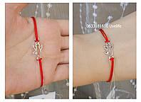 Красный браслет Ангел