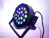 Новогоднее оформление интерьера LED PAR 18 x 1w