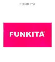 Большое хлопковое полотенце Funkita Still Pink