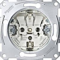 Механизм розетки c з/к Merten MTN2300-0000