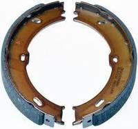 Тормозные колодки ручника (стояночного тормоза)   Volkswagen Crafter 30, 35, 50