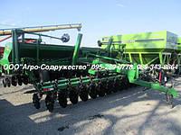 Сеялка зерновая механическая Great Plains 2000 (CPH-2000/2010, ширина захвата 6.1 м, под трактор от 150 из США