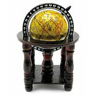 Глобус на подставке (13,5х10х10 см) Код:18736