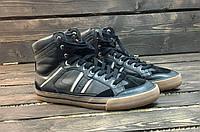Мужские кожаные ботинки GEOX, 45 размер