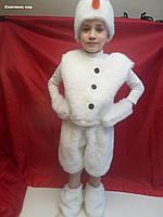 Новогодний костюм Снеговик нар