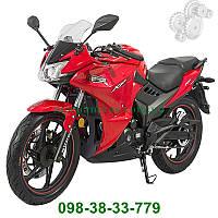 Спортивный мотоцикл Lifan LF200-10S (200 куб.см; KPR)