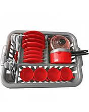Набор игрушечной посуды Ириска-5