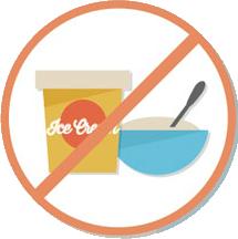 Вред приёма пищи перед сном