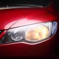 Бронирование оптики фар автомобиля