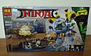 Конструктор Ninja Thunder Swordsman (368 деталей)