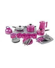 Набор игрушечной посуды Ириска-7
