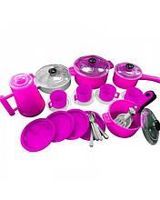 Набор игрушечной посуды Kristinka 3