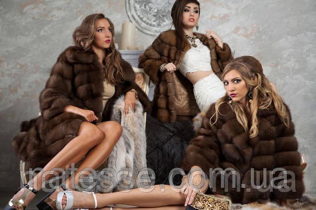Київ Дніпро ательє пошиття шуб кожушків з соболя на замовлення в хутряному ательє індивідуальний