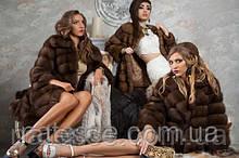 Киев Днепр ателье пошив шуб полушубков из соболя на заказ в меховом ателье индивидуальный
