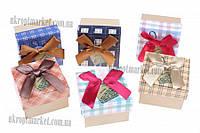 """Коробочки для бижутерии 5x5 (набор 24 шт.) """"LP"""" купить оптом подарочную коробку"""