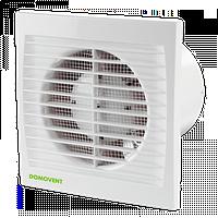 Бытовой вентилятор Домовент 100 СТ (таймер)