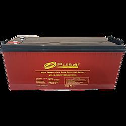 Гелевый аккумулятор Pulsar HTL12-200