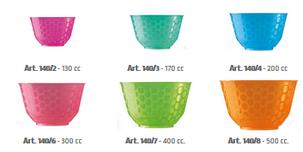 Десертні стакани Alcas Scoop Cup 100, 130. 170, 200, 250, 500 мл, фото 2
