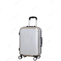 Оригинальный на колесиках пластиковый чемодан, маленький SM51022319