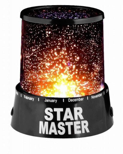 Проектор зоряного неба Старий майстер (Star Beauty)