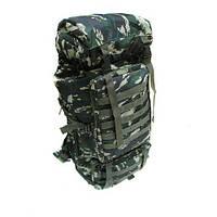 Походный рюкзак туристический 62 х 37 см R17691 Хаки. Отличное качество. Доступная цена. Дешево. Код: КГ2870
