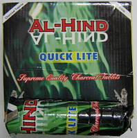Уголь для кальяна AL-HIND Код:18310936