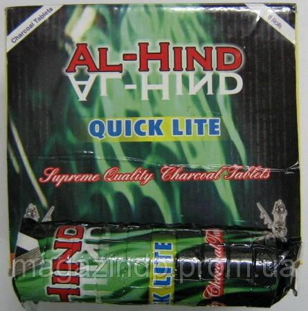 Уголь для кальяна AL-HIND Код:18310936 - Интернет-магазин У Фёдора в Днепре