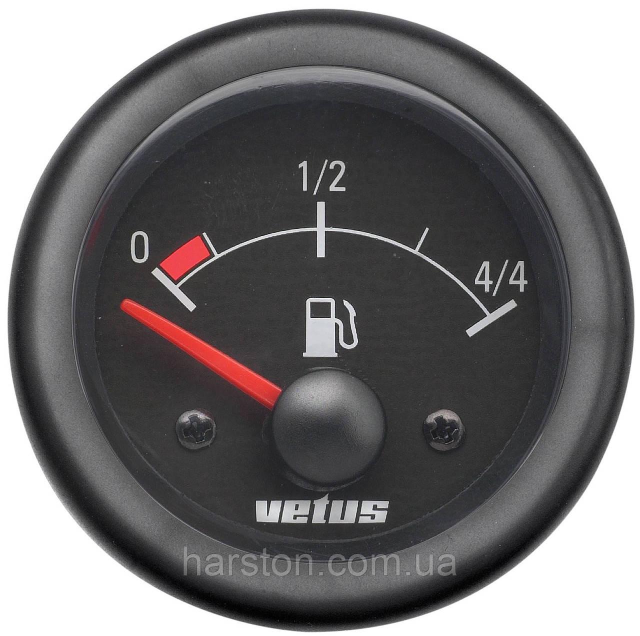 Индикатор уровня топлива VETUS FUEL12B
