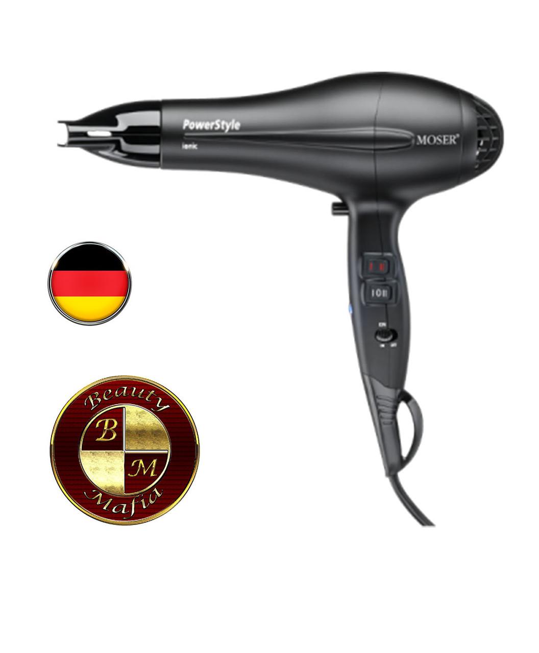 Фен для волос Moser PowerStyle ionic, 2000 W