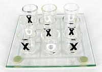 Алко-игра Крестики-нолики (пьяные Крестики-нолики) 13 х 13 см Код:3184151