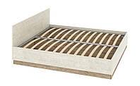 Кровать Толедо 1800 с подъёмным механизмом со спинкой