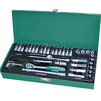 """Набор инструментов Jonnesway 1/4"""" DR 4-14 мм (15 предметов)"""