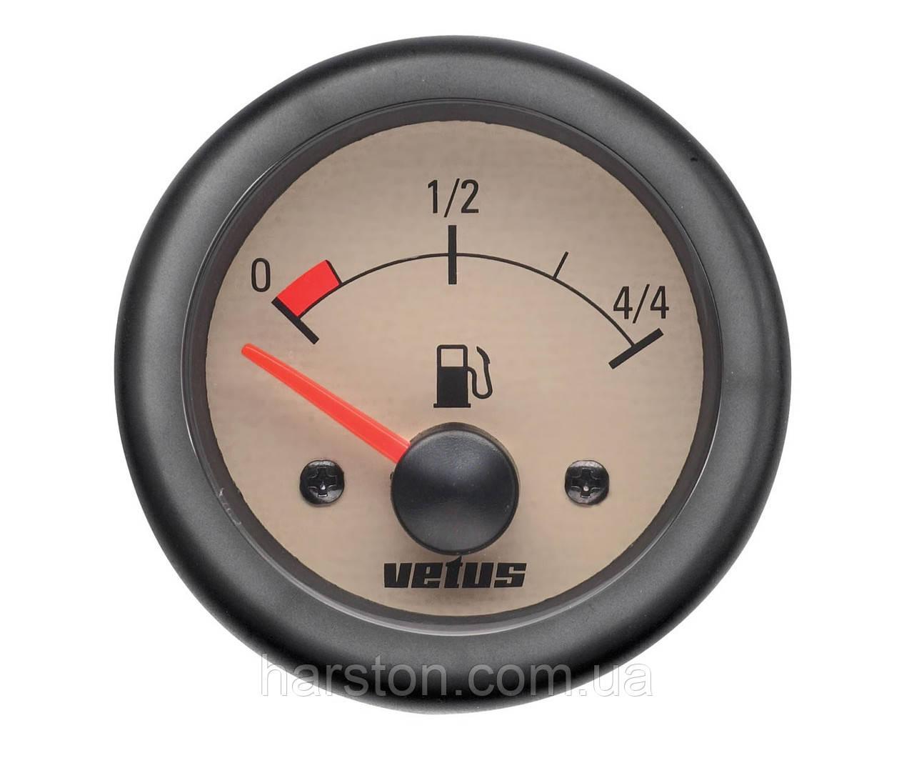 Индикатор уровня топлива VETUS FUEL24W