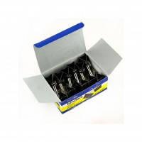 Набор биндеров 41 мм черный Economix упаковка 12шт E41007