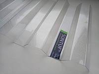Поликарбонат Suntuf Greca76 Clear Embossed 1260x3000