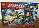 Конструктор Ninja Thunder Swordsman (448 деталей)