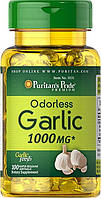 Puritan's Pride	Odorless Garlic 1000 mg, 100 sofgels