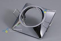 Cветильник точечный встраиваемый поворотный белый Feron DL6046 под лампу MR16, фото 3