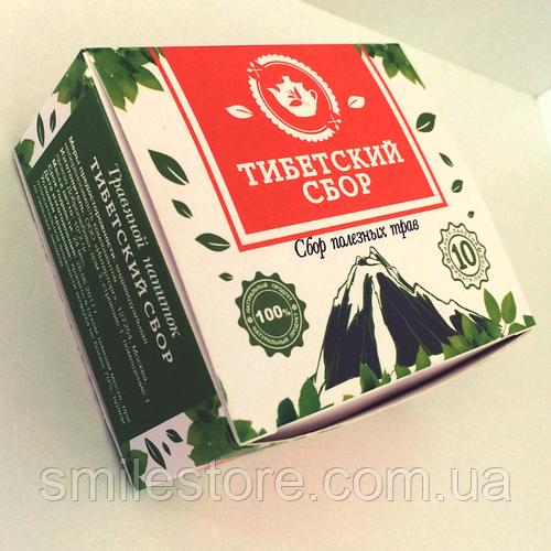 Тибетский Травяной Сбор