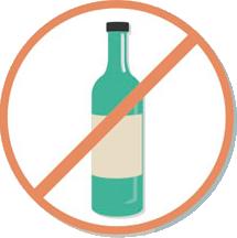 Вред от приёма алкоголя