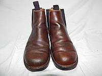 Мужские  демисезонные ботинки Timberland р. 41 кожа 009