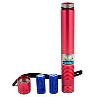 Мощная лазерная аккумуляторная указка YX-B008 Код:74394859