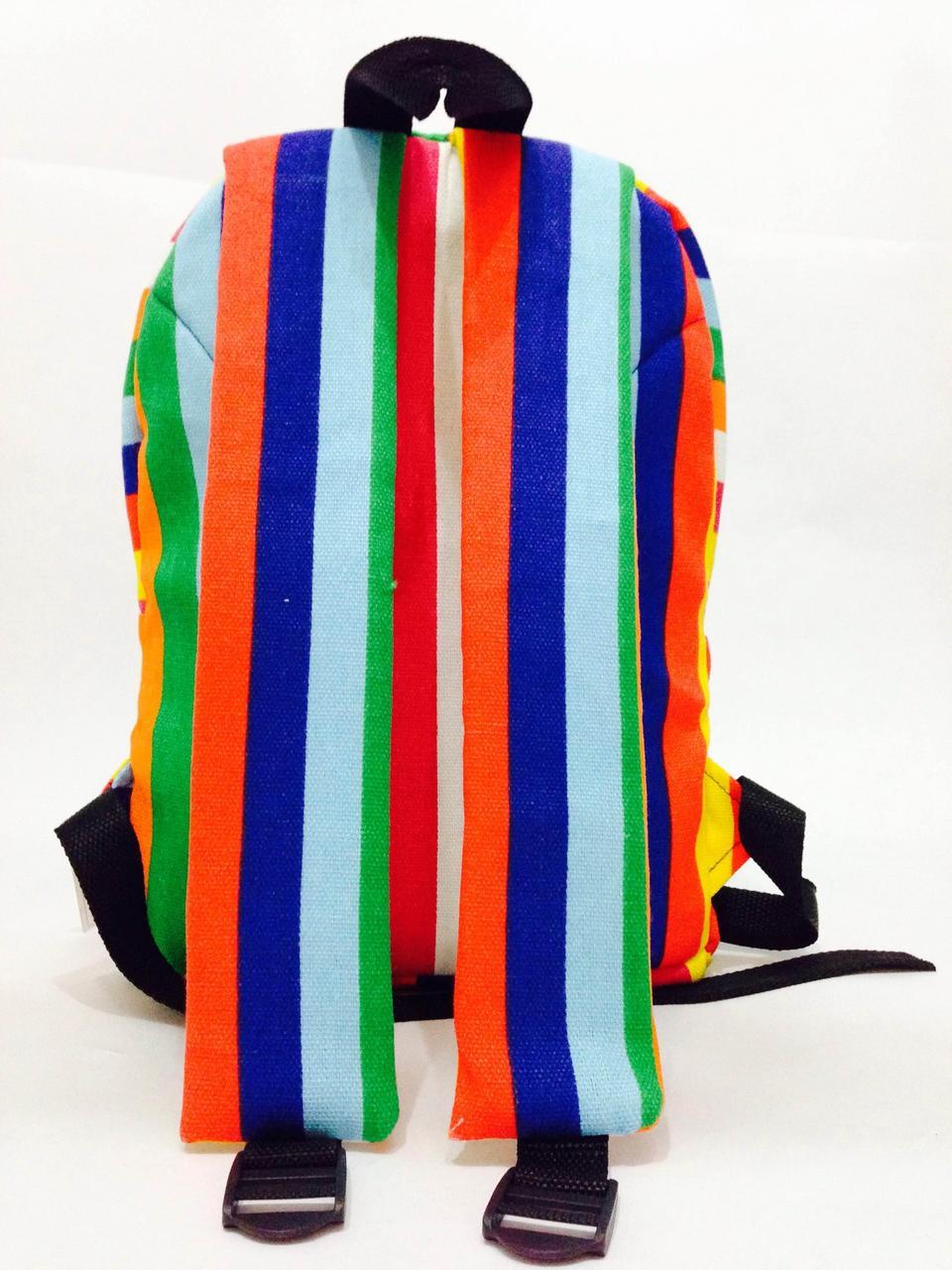 Летний Рюкзак Rainbow №4 810 (32 см) купить оптом со склада - купить ... 6f13ab69480